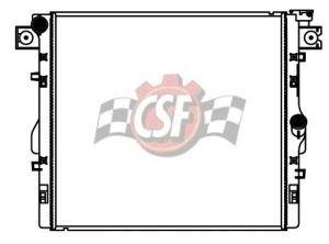 CSF 3592 Radiator