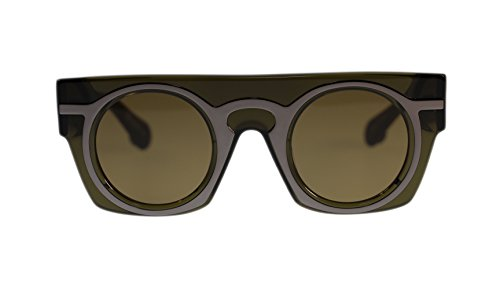 christopher-kane-sunglasses-ck0008s-004-green-with-brown-lens-square-44mm-authentic