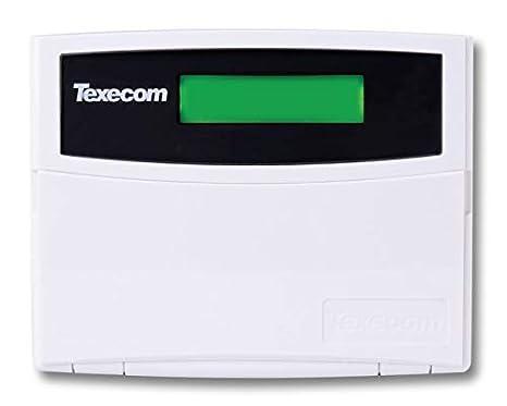 Texecom CGA-0001 Premier - Marcador de Voz para Uso con ...