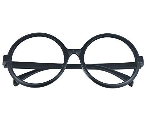 - C-ZOFEK Futaba Sakura Wig or Glasses Persona 5 Cosplay Long Straight Hair 80cm (Black glasses)