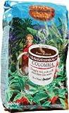 Jim's Organic Coffee Colombian - Whole Bean 12 oz (340 grams) Pkg