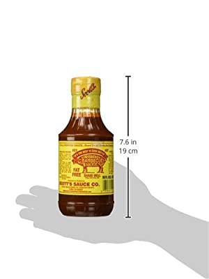 Scott's Carolina Barbecue Sauce (16 ounce)