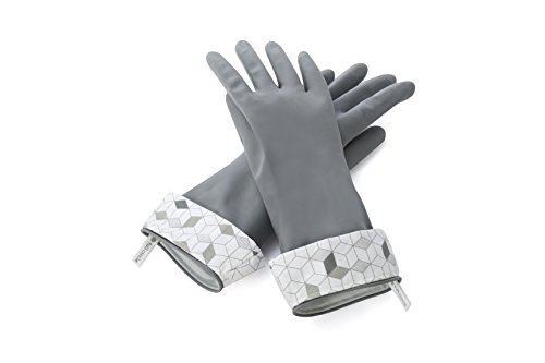 x large dish gloves - 6