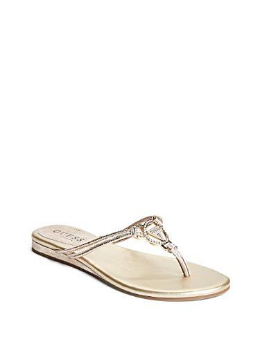 GUESS Factory Women's Joinin Logo Thong Sandals ()