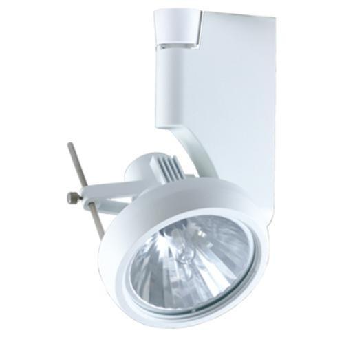 (Jesco Lighting HMH270T6NF70-W Contempo 270 Series Metal Halide Track Light Fixture, T6 24-Degree Narrow Flood, 70 Watts, White Finish)