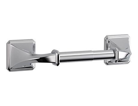 Brizo Tissue Holder (Brizo 695030 Toilet Tissue Paper Holder from the Virage Collection, Polished Chrome)