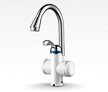 Intelligent Instant Elektrische Durchlauferhitzer Heißer Wasser Wasserhahn Küche Wasser Heizung Thermostat Haushalt Led Temperatur Display 220 V Großgeräte Elektrische Warmwasserbereiter