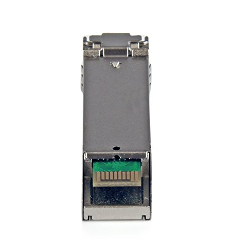 Startech 100 Mbps Fiber SFP Transceiver Module MM LC w/ DDM 2km (Mini-GBIC) 1300nm for Cisco GLC-FE-100FX by StarTech (Image #3)