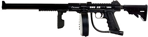 SMG 22 Full Auto Belt Fed Pellet Gun Tactical Version