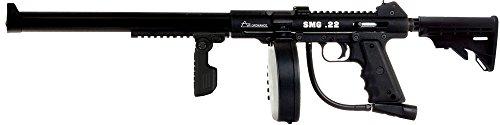 - SMG 22 Full Auto Belt Fed Pellet Gun Tactical Version