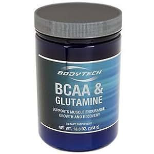 BodyTech BCAA and Glutamine (13.8 Oz Powder)