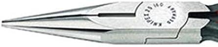 Yadianna 家の修理に適した、すなわち屋外産業メンテナンスレッド多機能ラジオペンチセット8インチ(カラー:レッド、サイズ:8インチ)