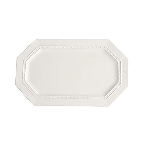 (Nora Fleming Stoneware Octagonal Platter)