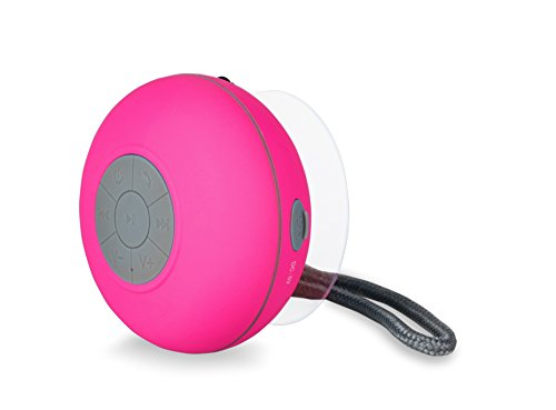 Cheap  Wireless Shower Bluetooth Speaker With Suction Cup | Crystal Clear Sound, Built-In..