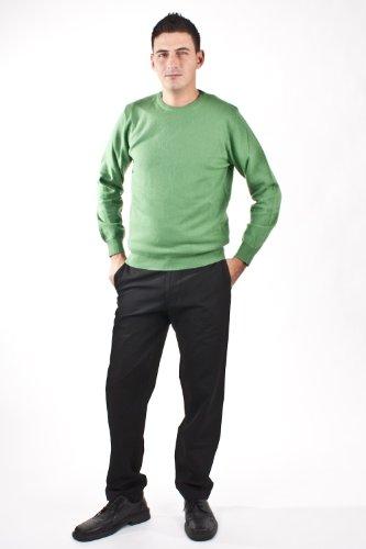 Romeo Gigli Pullover C-Neck Grün 2097