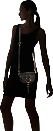 Saddle Mini Bag Harness FRYE Crossbody Black Ilana 7qxWHtnPW