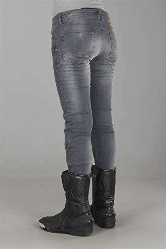 Femme Denim Gris Macna Jenny Pantalon Jeans FwqWEB8