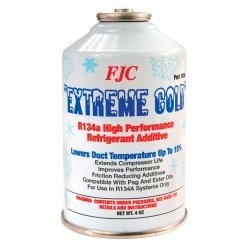 Extreme Additive Cold - FJC, Inc. (FJC9150) Extreme Cold Additive - 2 oz R134a and 2 oz Additive