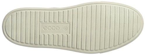 ECCO Kyle, Sneaker a Collo Alto Uomo Grigio (Titanium)