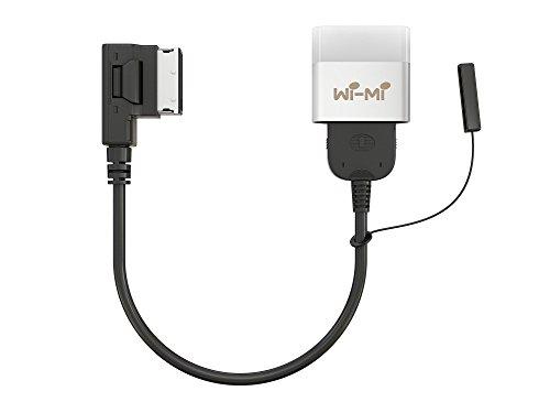 Wi-Mi Mi-30P and iPod Integration Cable AMI/MMI for Audi,...