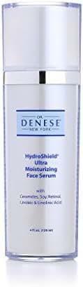 Dr. Denese HydroShield Ultra Moisturizing Face Serum, Luxury Size, 4 fl, oz. (120 ml)