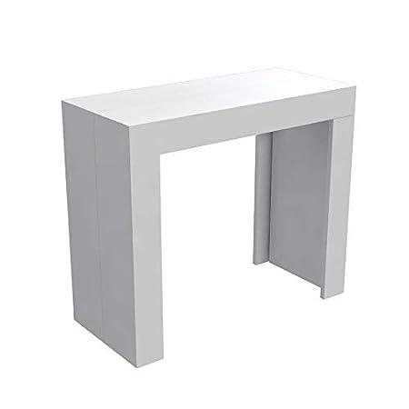VE.CA-ITALY - Mesa consola extensible hasta 2 m para cocina, en ...