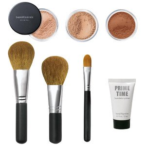 bareMinerals bareMinerals Customizable Get Started Kit Original SPF 15 Foundation - Medium Beige (Bare Mineral Get Started Kit)