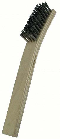 Gordon Brush 81Ss 7 Row Stainless Scratch Brush44; Case Of 6