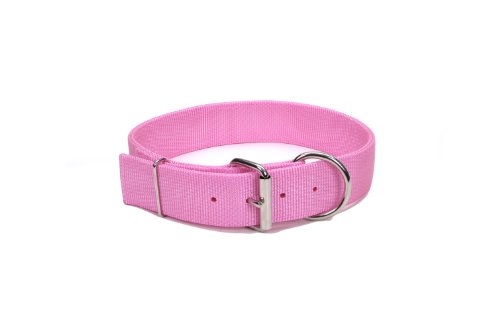 Macho Dog® Double-Ply Nylon Collar with Roller Buckle