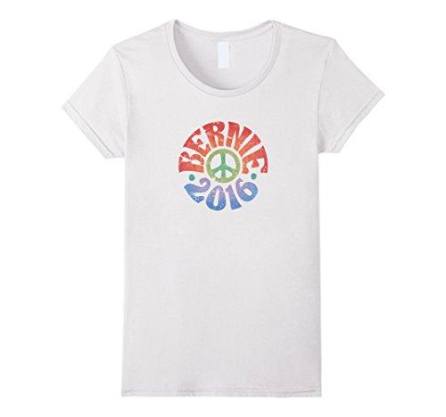 Vintage Hippie Bernie Sanders T Shirt product image