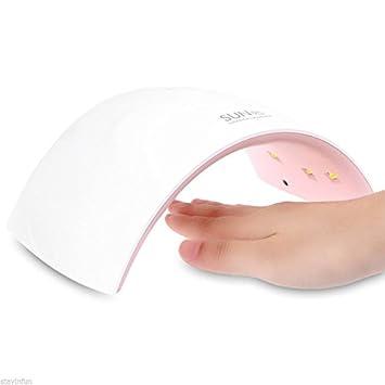 sun 9 c professionelle nageltrockner 24 w led uv lampe mit timer f r uv gel gel gel baumeister. Black Bedroom Furniture Sets. Home Design Ideas