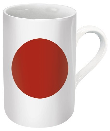 Konitz 10-Ounce Japan Mugs, Assorted, Set of 4 by Konitz