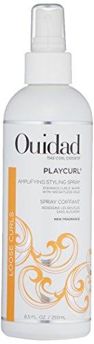 - OUIDAD Playcurl Amplifying Styling Spray, 8.5 Fl Oz