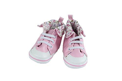 Apunis Mädchen 43457 Sneaker Rosa