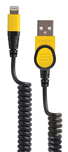iphone coiled charging cable - 4
