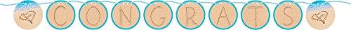 Creative Converting Circle Ribbon Glitter