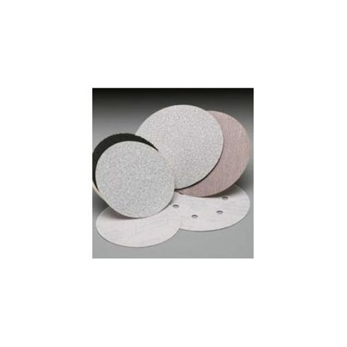 31564 Norton 120 Grit Champagne Speed Grip Sand Discs by Norton Abrasives - St. Gobain (Image #1)