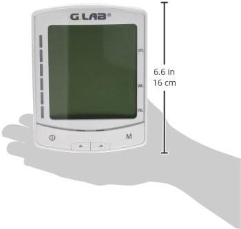 G.LAB Digital Automatic MD2010 Upper Arm Cuff Blood Pressure Monitor 31fKdqvZUsL
