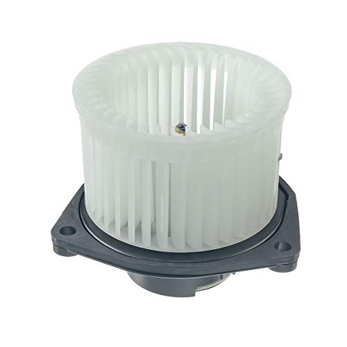 - A-Premium Heater Blower Motor with Fan Cage for Buick Regal Chevrolet Camaro Cavalier Malibu Lumina Oldsmobile Cutlass Pontiac Saturn