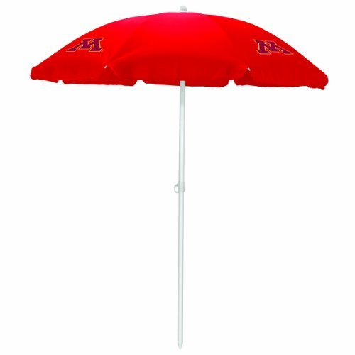 NCAA Minnesota Golden Gophers Portable Sunshade Umbrella by Picnic Time by PICNIC TIME