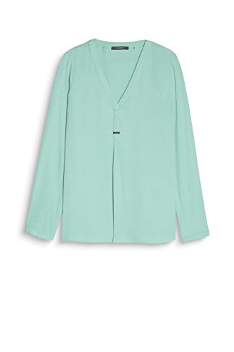 Green Esprit Vert Femme 390 Collection Aqua light Blouse S6aqRzwf