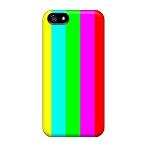 Hot Fashion Design Case Cover For Iphone 5/5s Protective Case (tv Test)