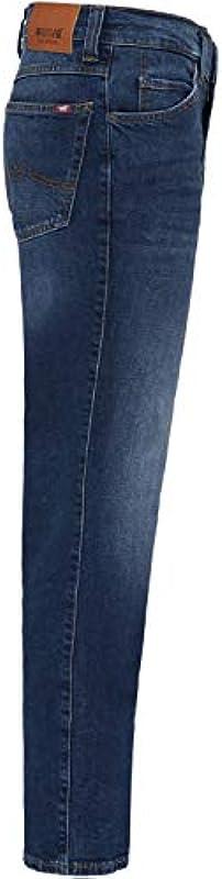 MUSTANG męskie jeansy z trampoliną Regular Fit: Odzież