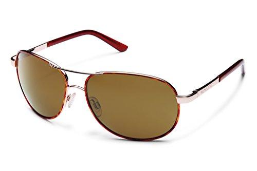 Suncloud S AVPPGYSV Optics Aviator Sunglasses