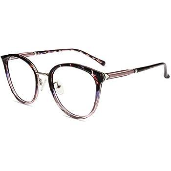 797faff98fca Amazon.com  VANLINKER Clear Lens Eyeglasses Anti Blue Light Computer ...