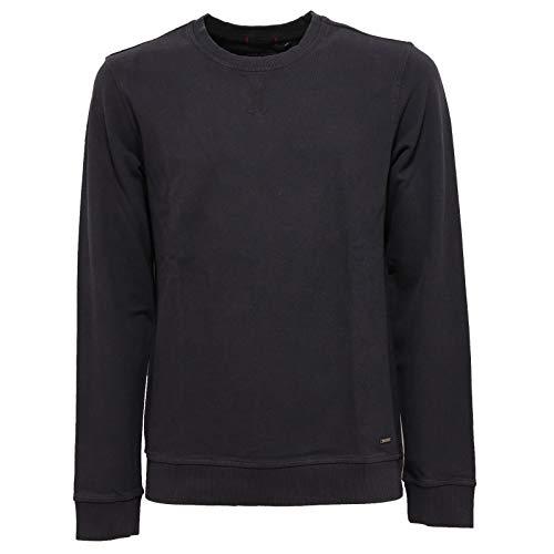 1165x Uomo Men Sweatshirt Blue Woolrich Blu Felpa Hfdwaa