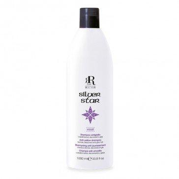 Shampoo Antigiallo Silver Star - 350 ml - RR Real Star  Amazon.it  Bellezza 32e68408cbf9