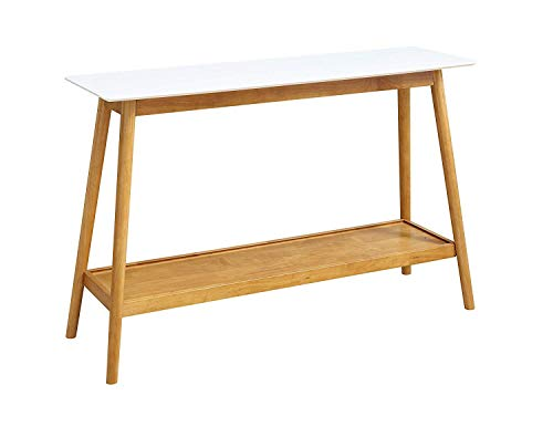 Convenience Concepts Oslo Console Table, White