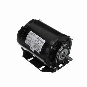 - 1/6 hp 1140 RPM 48 Frame 115-208/230V Belt Drive TEAO Blower Motor Century # ARB2016SLV1