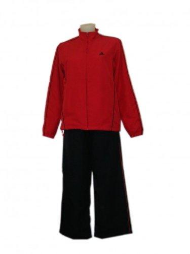 adidas SBW Tracksuit Mujer Traje Rojo, Mujer: Amazon.es: Deportes ...